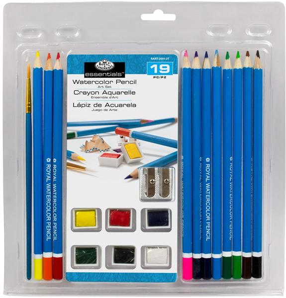 19 delni set AQUARELLE