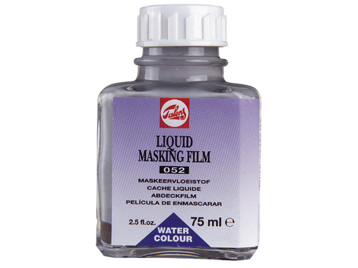 Liquid masking film za akvarel TALENS 75ml