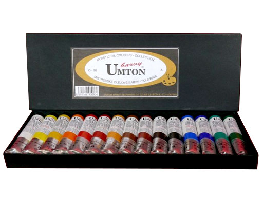 Uljani set Umton O-90 15x20ml A