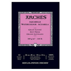 Blok papir ARCHES® Aquarelle Watercolour – 12 listova