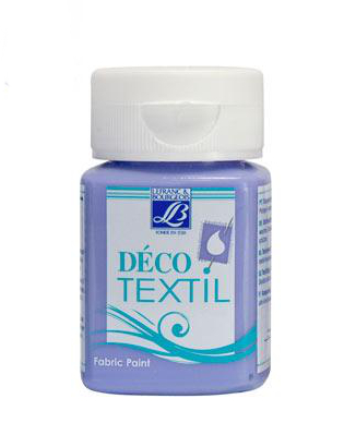 Boja za tekstil DECO Textil 50ml - INTENZIVNA