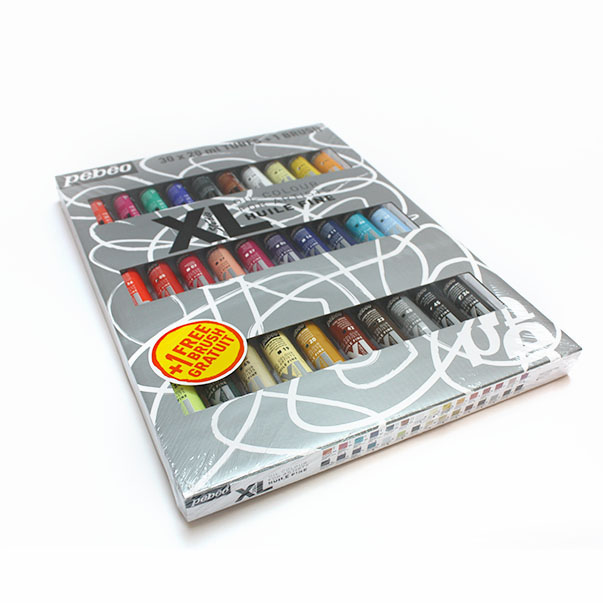 Uljane boje Studio XL - set  30 x 20ml