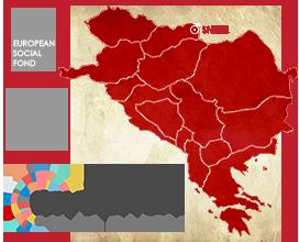 My Home s.r.o. - mapa našeg prisustva u Evropi